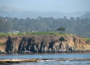 Pebble Beach 6th hole
